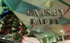 Gatsby Party Leaves Honors Literature Students in Awe