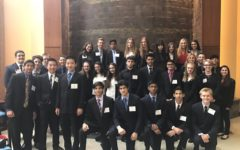 HOSA Excels At States