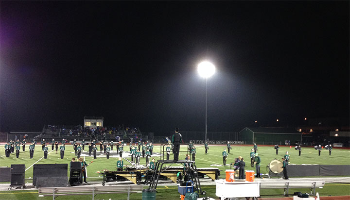 WBHS Marching Band