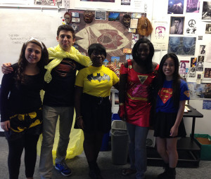 Mr. Corcoran's 6th Hour Honors World Literature