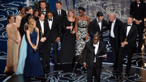 12 Years a Slave winning Best Picture.