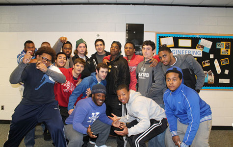 Lakers' Varsity Football Seniors Reminisce on their Years at West Bloomfield