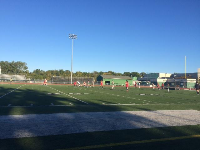 The+West+Bloomfield+JV+Field+Hockey+team+in+action%21