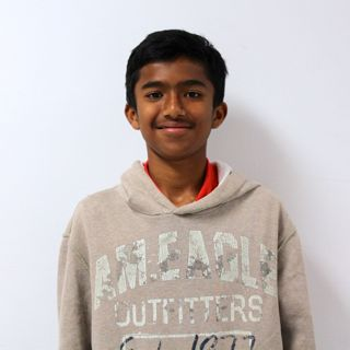 Photo of Rishabh Parekh
