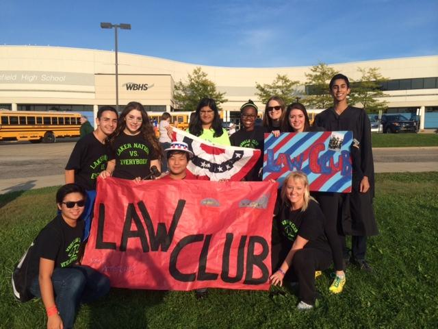 Law Club Appeals to Students