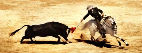 Culture: Spanish bullfighting is a major event in Spain.