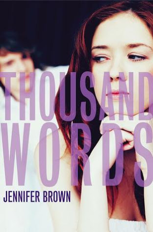 Book Review: Thousand Words by Jennifer Brown