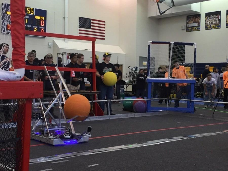 Robotics+Team%3A+Terminating+The+Competition
