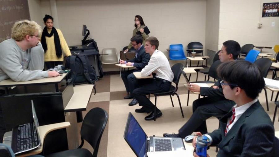 West Bloomfield Debaters Finish as Quarterfinalists at Michigan State University National Tournament