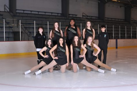 A New Figure: West Bloomfield High School's 1st Ever Figure Skating Team
