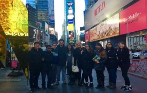 Model UN Takes New York!