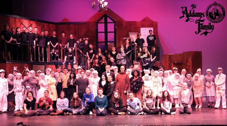 WBHS Presents The Addams Family