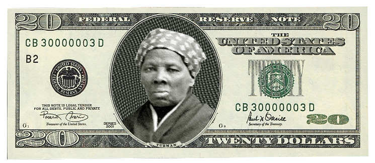 The New Face Of The 20 Bill