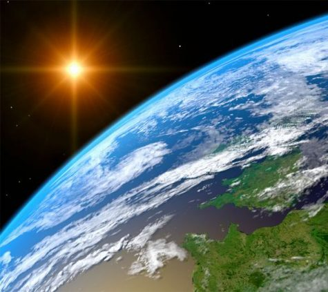 Opinion: The Earth is Changing and We Must Too