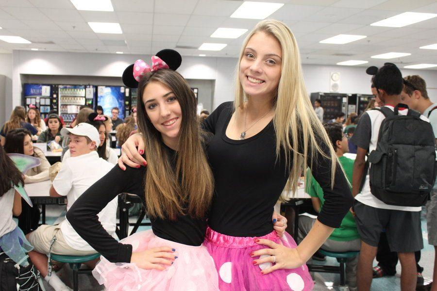 Spirit Week Day 3: Disney Day