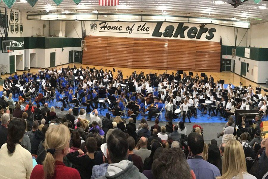 All City Orchestra Concert Motivates Student Musicians