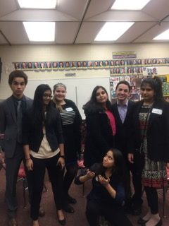 WBHS MUN Takes On Troy Athens