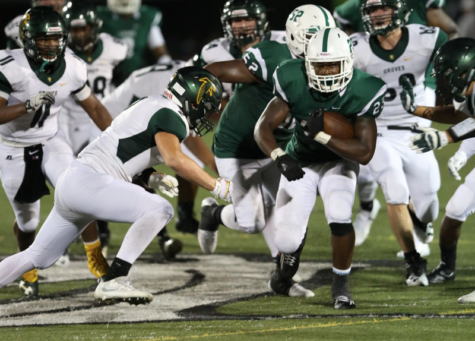 Varsity Football's Season ends with a loss to Oxford