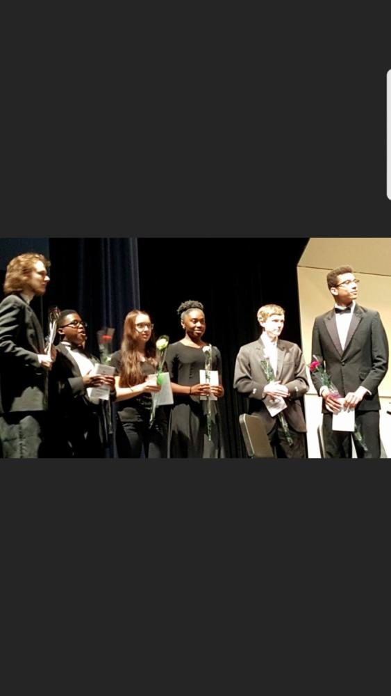 WBHS Orchestra Seniors Leave on a High Note