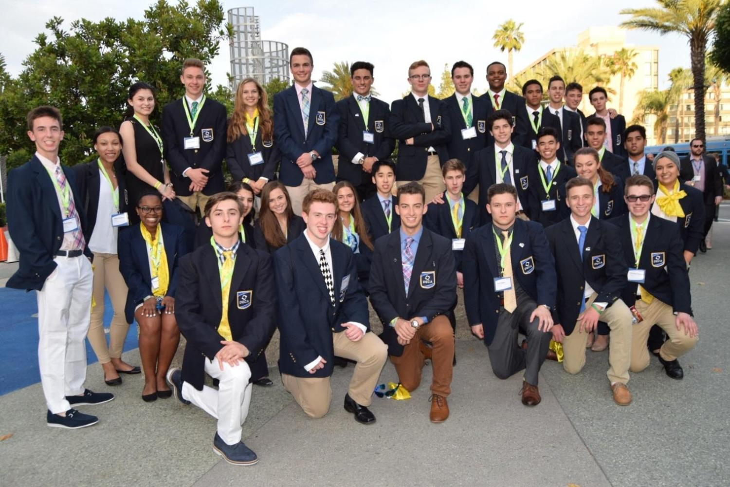 West+Bloomfield+High+School+DECA+Chapter+Earns+Highest+Honors+at+DECA+International+Career+Development+Conference