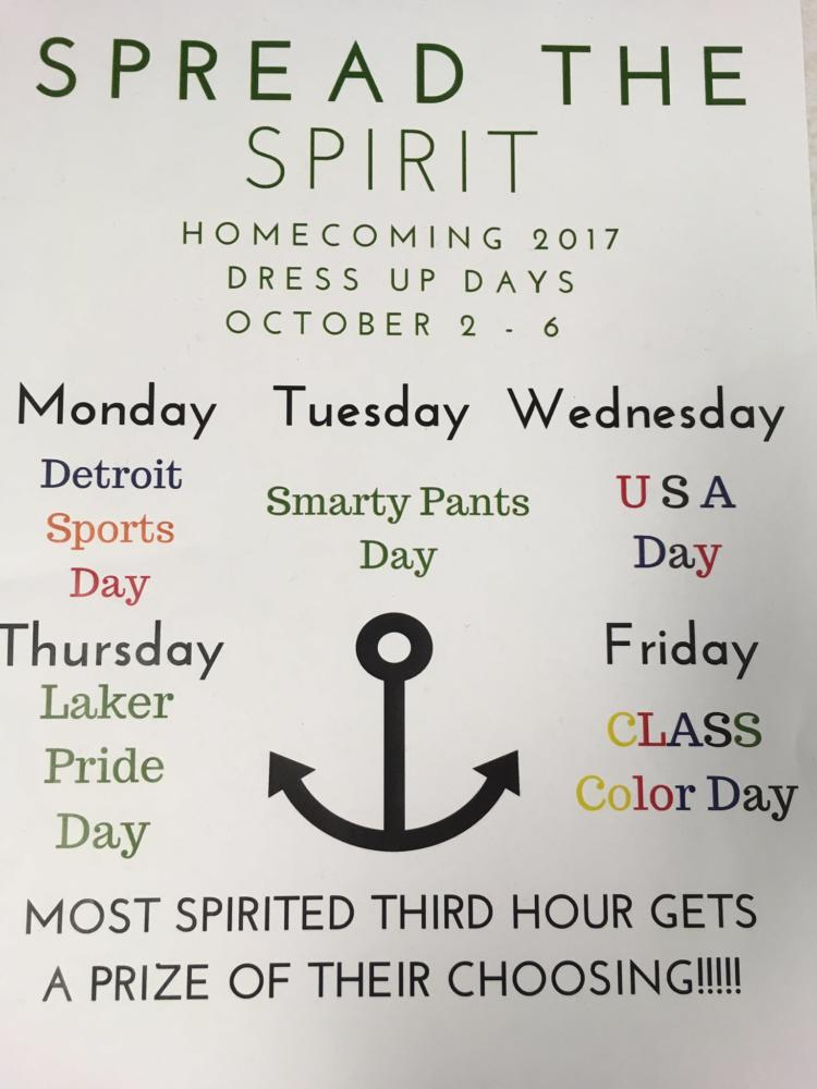 Your Guide to Homecoming 2017