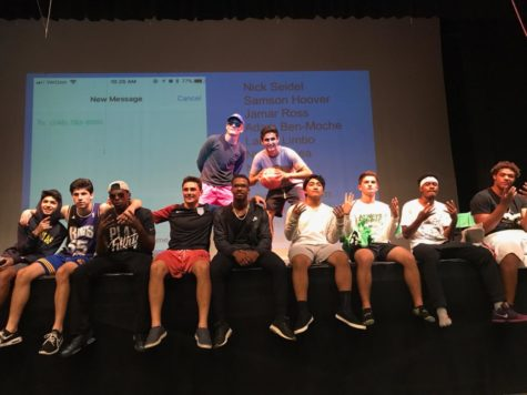 Annual Mr. WB Contest Takes Place at WBHS
