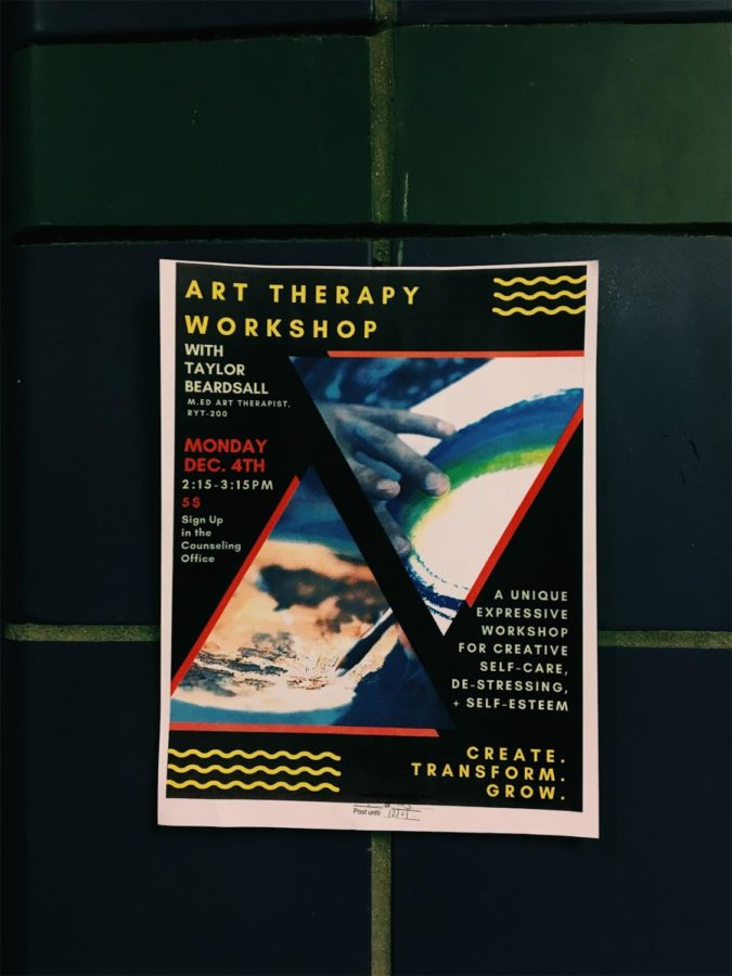 New+art+therapy+class+offered+to+WBHS+students