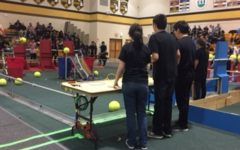 WBHS Robotics Gears Up for FIRST