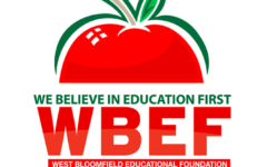 WBEF Presents Grants to Teachers
