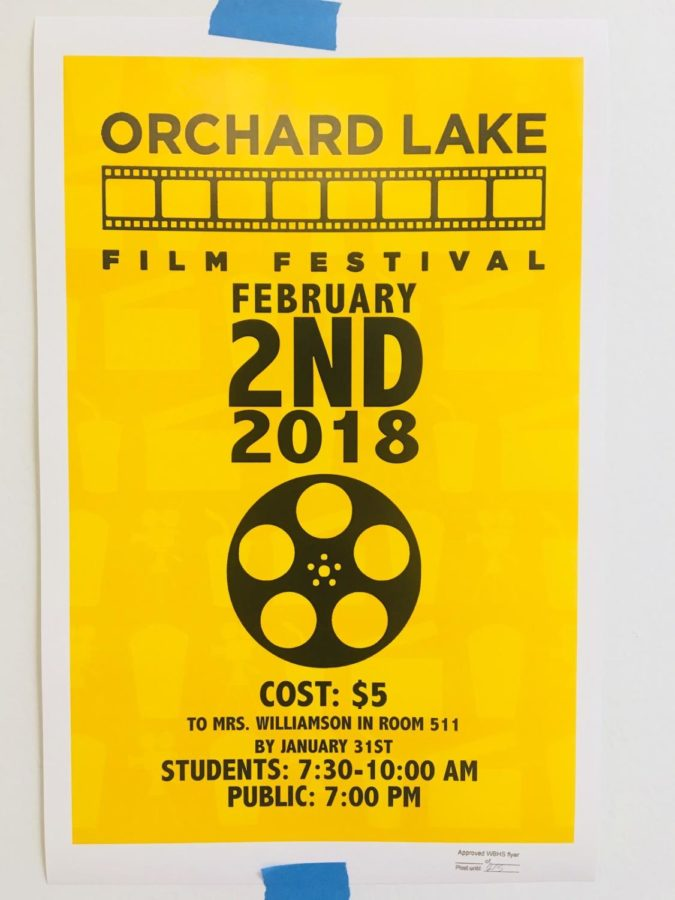 2018+Film+Festival+at+WBHS