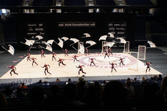 WBHS Bands Dominate at State Competition