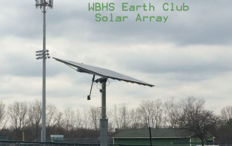 Solar array may be installed in time to catch the summer sun