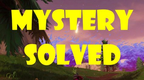 Fortnite's Meteor Mystery Solved