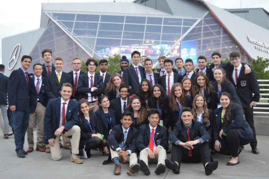 WBHS DECA Takes ATL