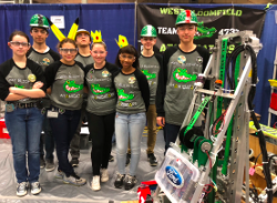 WBHS Robotics Gearing Up for New Season