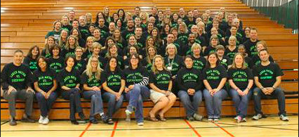 WBHS Staff Courtesy of: WB school district webpage