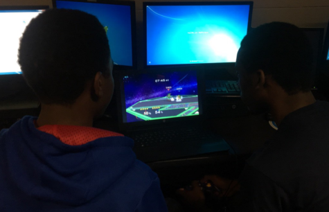 Video Game Club Prepares to Settle it in Smash!