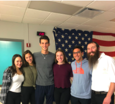 Jewish Club Kicks Off the Year