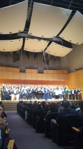 Chamber Choir goes to CMU!