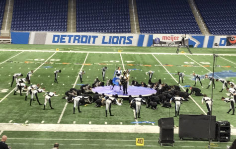 WBHS'S Marching Band and Color Guard Land 7th