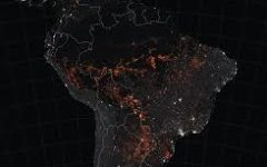 Deforestation fires are still burning the Amazon