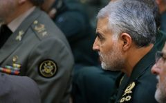 Iran Retaliates for the Death of Soleimani